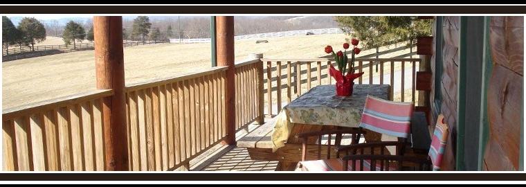 Mountain cabin rentals virginia lexington va for Cabin rentals near lexington va